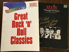 Flashback! Great Rock 'n' Roll Classics Plus Elvis Through the Years