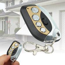 433Mhz Wireless Cloning Gate Garage Door Remote Control Duplicator Key New