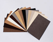 "Ultrasuede® ST (Soft) Assorted 6 Piece Neutrals Naturals 3""x 5"" pieces (U007.01)"