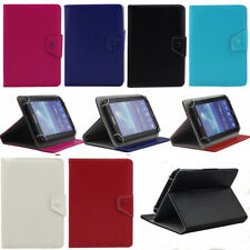 "New For Samsung Galaxy Tab 2/3/4 7"" 8'' 10"" Tablet Universal Leather Case Cover"