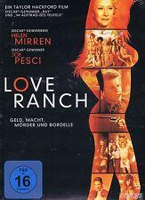 DVD NEU/OVP - Love Ranch - Geld, Macht, Mörder und Begierde - Helen Mirren
