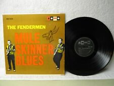 The Fendermen LP Muleskinner Blues Very Rare Clean 1960 MN Soma Rockabilly Orig!