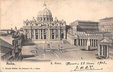 Br34132 Roma S. Pietro Italy