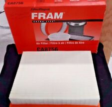 """FRAM CA8756 Flexible Panel Air Filter Product Height 2"""" 02-15 CADI 99-15 CHEVY"""