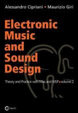 Electronic Music and Sound Design - Theory and Practice with Max and Msp - V 2
