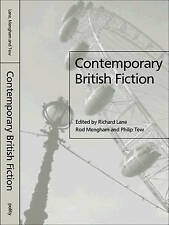 Contemporary British Fiction, 0745628672, New Book