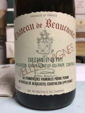Beaucastel Châteauneuf-du-Pape Roussanne Vieilles Vignes 1997