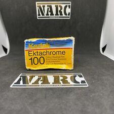 Kodak Ektachrome 100 Slide Expired 35MM film