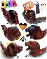 #3 Set Exklusiv Tabak Pfeifen Pfeife Tobacco Smoking Pipe/Pipes Pipa + Geschenk!