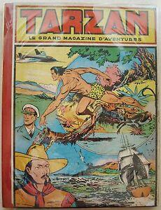 Reliure Tarzan n° 165 à 179