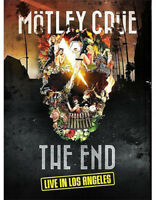 Motley Crue - The End - Live In Los Angeles [New Blu-ray] With CD