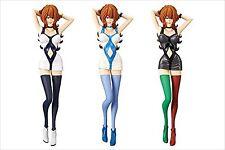 BANPRESTO Lupin the 3rd GROOVY BABY SHOT ⅡFujiko MIne Figure 3 Pack Set