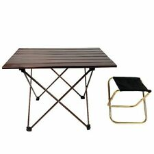Outdoors Table Furniture Folding Design Camping BBQ Accessories Chair Aluminum