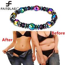 Crystal Malachite Bracelet Beads Healing for Women Slimming Body Product Bangle