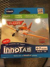 NEW INNOTAB Inno Tab Game Disney PLANES ~ Learning App Tablet Software