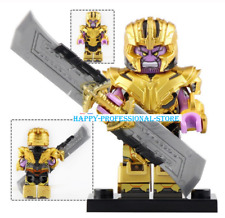 Super Heroes Thanos Double-edged Blade SHURI Minifigures - Avengers Lego MOC