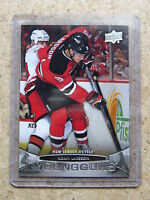 11-12 UD Serie 1 Young Guns YG ADAM LARSSON Rookie RC #227