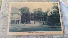 Bahnhof Husum Z.49 30240 Bahnpost Rendsburg O1914 Ak Hohn Bahnhofshotel