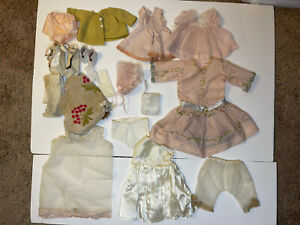 vintage doll clothes 1950s