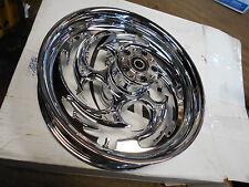 "Rc Components Savage Wheel for Harley-Davidson 0201-0908 Front FLST 3.5"" 16"""