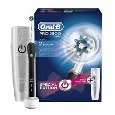Oral-B Pro 2500 Electric Cepillo de dientes recargable-negro