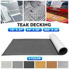 106 94 6mm Marine Home Carpet Mat Eva Foam Boat Flooring Sheet Teak Decking