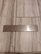 Annealed USA steel bar- 1/8