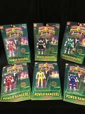 mighty morphin power rangers Complete Set MOC