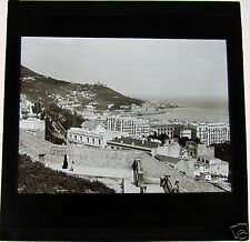 Magic Lantern Slide ALGIERS GENERAL VIEW C1910 AFRICA