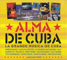 ALMA DE CUBA - various artists CD