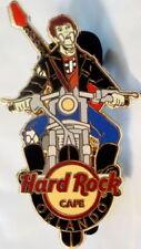 Hard Rock Cafe ORLANDO 2009 Biketoberfest PIN Zombie BIKER Bike