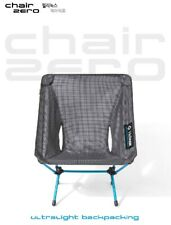 Helinox Chair Zero Black Ultralight Compact Camping Chairs Portable Hiking_vy01