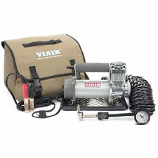 "VIAIR 400P 24-Volt 150-PSI Portable Air Compressor Kit Up To 35"" Tires"