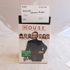 brand new House M.D. Season Eight The Final Season DVD box set 1130