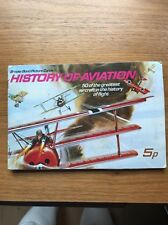 Brooke Bond Picture Cards History Of Aviation