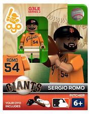 Sergio Romo OYO San Francisco Giants MLB Mini Figure NEW G3 RARE