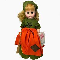 "Madame Alexander Poor Cinderella Vintage 1950s Hard Plastic Doll 14"""