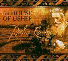 THE HOUSE OF USHER Radio Cornwall LIMITED 2CD Digipack 2005