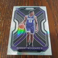 2020-21 Panini Prizm ROBERT WOODARD II Rookie RC #281 Sacramento Kings