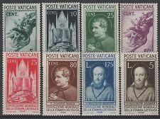 "VATICAN STAMP TIMBRE 72 / 79 "" EXPO PRESSE CATHOLIQUE ROME "" NEUFS xx TTB  N245"