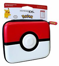 PDP NDS 3DS Universal Console Case Poke Ball Edition NEW