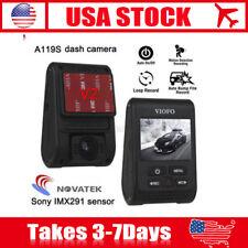 """VIOFO A119S 2"""" Capacitor  HD 1080p 60fps Car Dashcam Camera Novatek 96660 V2"""