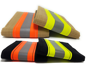 Firefighter Wallet Original Reflective Turnout Fabric - Portefeuille Pompier
