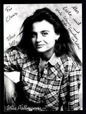Ulla Pallmann Autogrammkarte Original Signiert ## BC G 12689