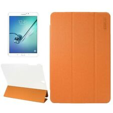 ENKAY Smart cover Orange for Samsung Galaxy Tab S3 9.7 T820 T825 Sleeve Case New