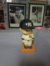 1960's era New York Yankees Bobble Head Figure vintage rare