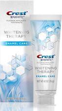 Crest 3D White Whitening Therapy Enamel Care Fluoride Toothpaste 4.1 oz