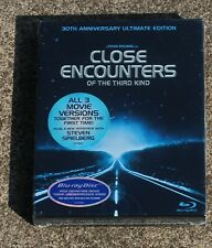 Close Encounters Of The Third Kind 30Th Anniversary Ultimate Edition Blu-Ray New
