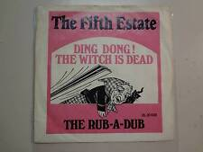 "FIFTH ESTATE:Ding Dong! The Itch Is Dead 2:02-Rub-A-Dub-Germany 7"" 67 London ASL"