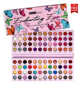 Beauty Treats 96 Colors Enchanting Eyes Eyeshadow Palette, Matte & Shimmer Color